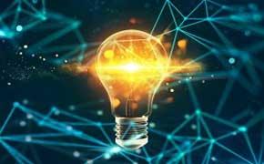 image de rever d'électricité, un reve lumineux.